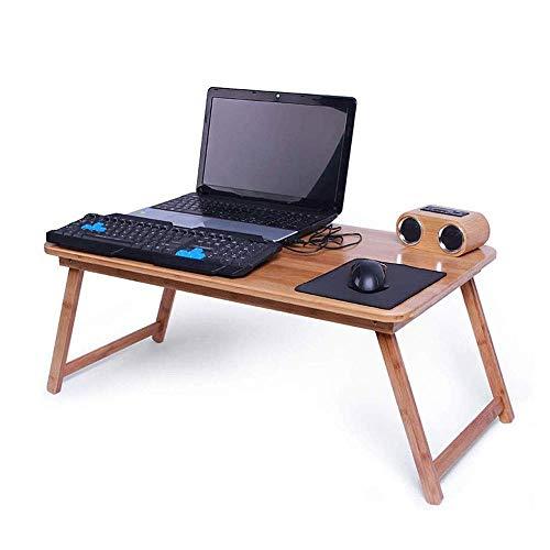 YLJYJ Soporte portátil Escritorio Plegable Mesa para portátil Bandeja para Cama para portátil Mesa de Cama, diseño de Estilo Plano, Juegos en la Cama C (Juegos de Escritorio)