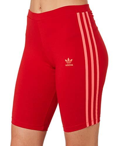 adidas Cycling W sports leggings scarlet