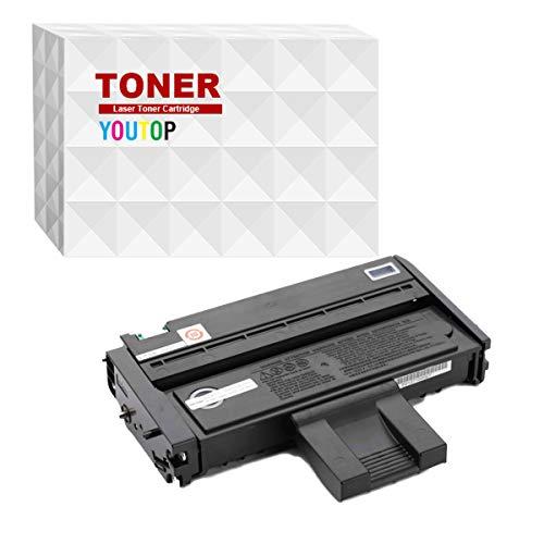 YOUTOP - Tóner Compatible con Ricoh SP200 SP201 SP202 SP203 SP204 SP210 SP211 SP212 SP213 SFN SFNW SFW SNW SU N NW S SF SNW SUW W(2600 páginas)