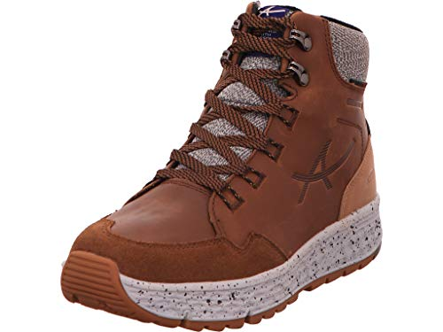 Allrounder by Mephisto Damen ONE Life-TEX Cross Trainer, Tobacco, 40 EU
