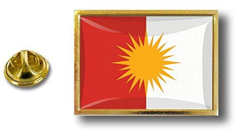 Akacha pin flaggenpin flaggen Button pins anstecker Anstecknadel sammler Yezidi Yazidi