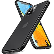 🏆【Military Grade Shockproof Anti-Drop Certified】 Humixx Shockproof Series iPhone 12 Pro Max Case have passed the international SGS Military Grade Drop Tested and won the certification No.:SZES190301117101. Durable hard PC Back with soft silicone TPU ...