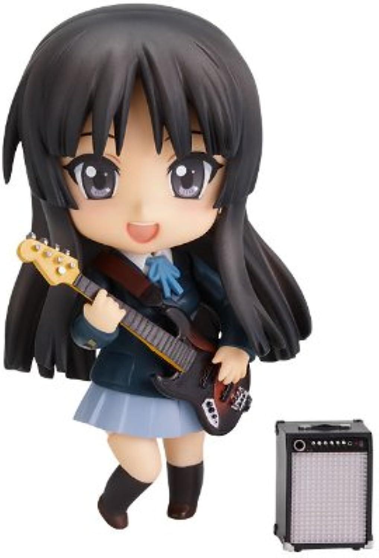 Nendgoldid K-ON  Mio Akiyama Action Figure [Toy] (japan import)
