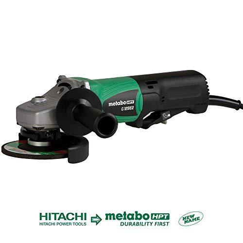 Metabo HPT G12SE2Q9 4-1/2' Angle Grinder