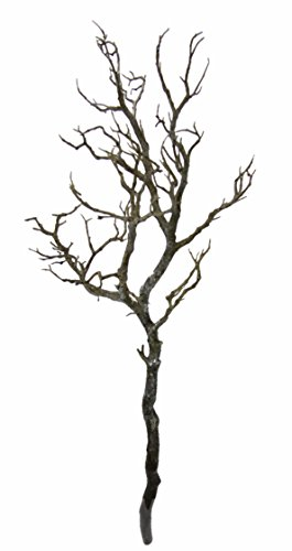 Flair Flower Deko-Ast, Kunststoff, Braun, 90 x 26 x 20 cm
