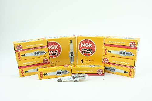 NGK Spark Plugs BKR5ES #2460 park plug 10/pack