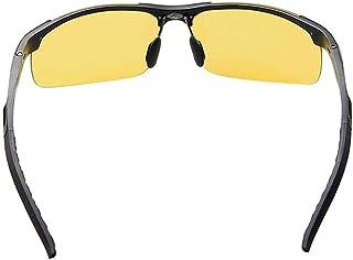 07a1b4fd72 Conducir gafas HD por la noche, gafas deportivas para ciclismo al aire  libre, gafas