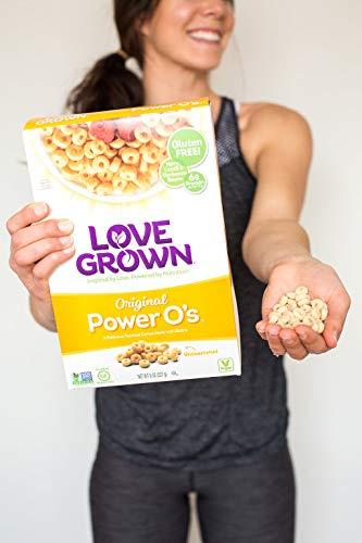 Love Grown Original Power O's, 8 oz. Box