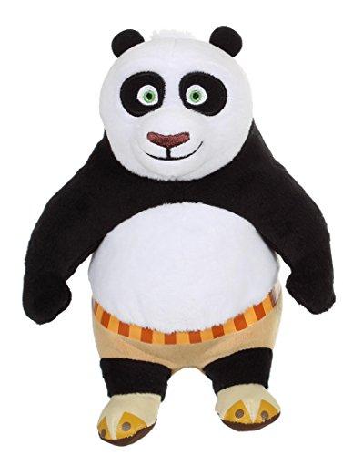 Kung Fu Panda - Peluche Po, 18 cm Multicolor (Gipsy 070638)