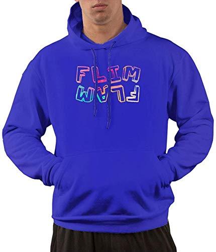 Sudadera con capucha para hombre FLIM FL-AM Watercolors con capucha y bolsillo frontal