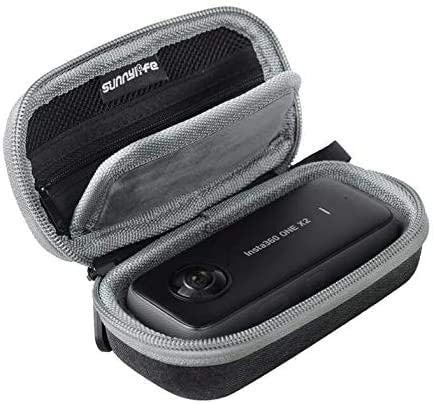 Honbobo Carrying Case Protection Large discharge sale Popularity Bag X2 Insta360 ONE for