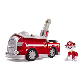 Nickelodeon Paw Patrol - On A Roll Marshall