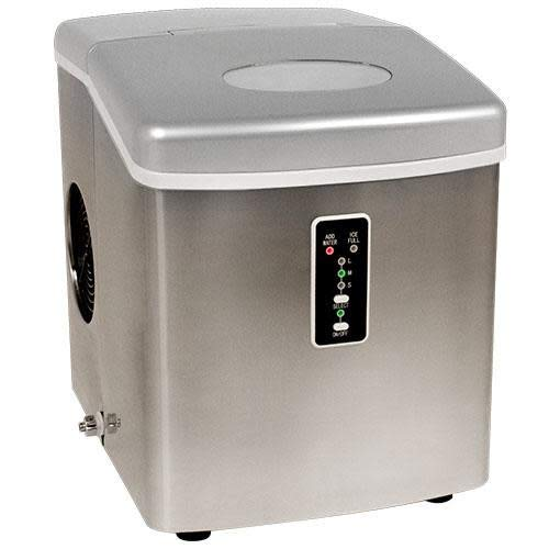 EdgeStar Portable Countertop Ice Maker Machine