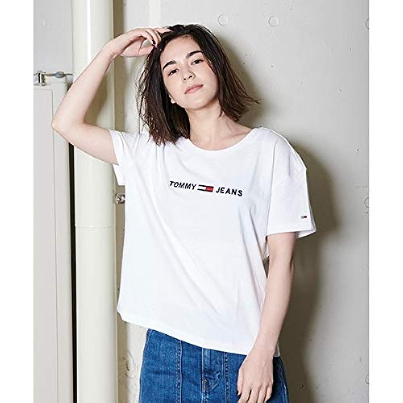 トミー ジーンズ(レディース)(TOMMY JEANS) ロゴTシャツ