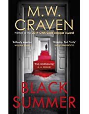 Black Summer (Washington Poe Book 2) (English Edition)