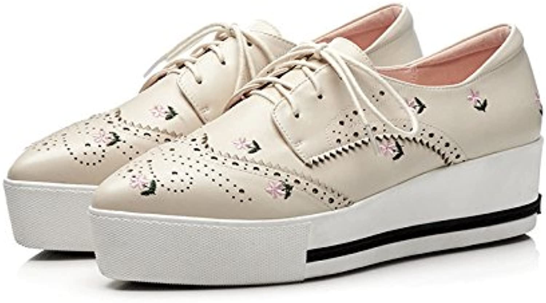 Donyyyy Heel Schuhe in dicken unteren Schuhe, Reis weiß, 39 B07D8S538D  Empfohlen heute