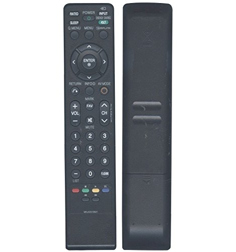 New Replaced Remote MKJ42519621 fit for LG TV 32LH40 37LH40 42LH40 47LH40 55LH40 47LH40UA 32LH41 37LH41 42LH41 47LH41 55LH41 37LH55 42LH55 47LH55 55LH55 37LH55UA 55LH400C 32CL40 42CL40 47CL40