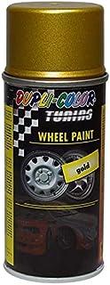 Dupli Color 134098 Tuning Lackspray Wheel Paint, 150 ml, Gold
