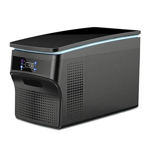 TUNBG Draagbare elektrische koeler voor in de auto, mini-vriezer, koeler, koelkast, voor vrachtwagen, boot party, reizen, picknick in de vrije natuur