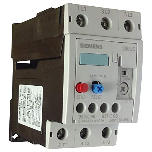 3RU1136-4FB1 | SIEMENS OVERLOAD RELAY 28.40 A FOR MOTOR PROTECTION SIZE S2, CLASS 10 STAND-ALONE INSTALLATION