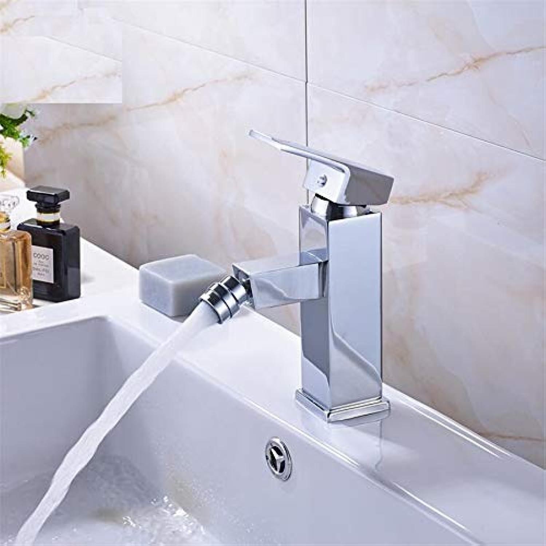Faucet Basin Faucetbathroom Woman Bidet Faucet Single Lever Hot and Cold redate Lavatory Sink Mixer Tap Bright Chrome