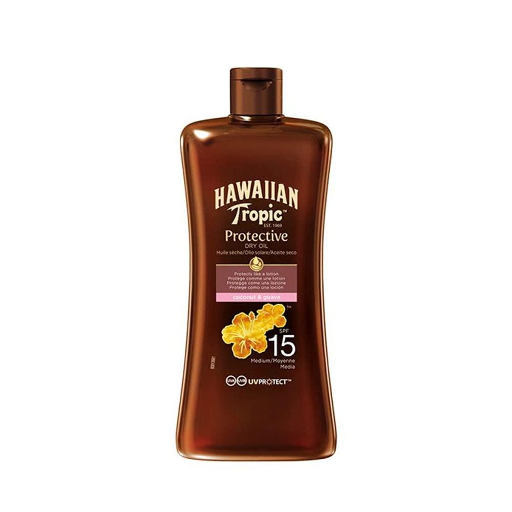 Hawaiian Tropic 5% OFF Mini Protective Dry 15 Oil ml Max 62% OFF SPF 100