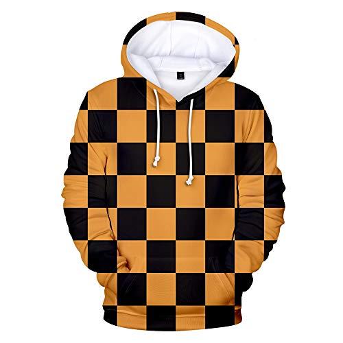U/A Herbst und Winter Herren Sweatshirt Casual Jacquard Hoodie Fleece Cardigan Hooded Jacket