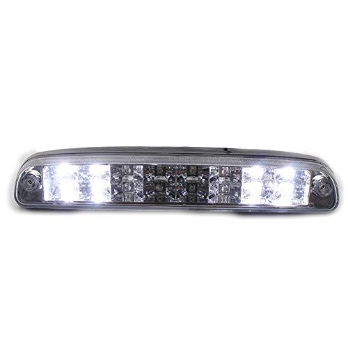G/N High Brake Light, Clear Lens LED 3rd Brake Light for Ford F 250 350 450 550 Super Duty 99-16