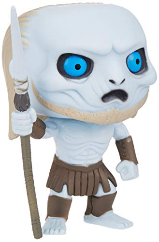 Funko 3017 Game of Thrones Pop Vinyl - White Walker #06