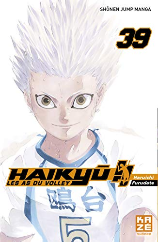 Haikyu!! Les AS du Volley Edition simple Tome 39