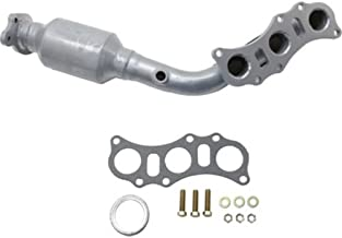 Catalytic Converter Compatible with 2005-2006 Toyota Tundra Front 6Cyl 4.0L with Exhaust Manifold Passenger Side
