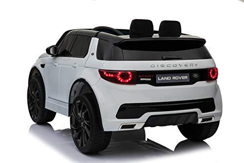 RC Kinderauto kaufen Kinderauto Bild 1: Original Land Rover Discovery Sport Kinderauto Kinderfahrzeug Elektroauto (Weiss)*