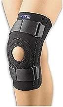 FLA 37-104 HINGED Knee STABILIZING Brace Black XXX-Large