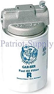 General Oil 1600 11V-R Gar-Ber Spin-On Fuel Oil Filter