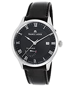 Maurice Lacroix Masterpiece Tradition Men's Power Reserve Watch MP6807-SS001-310