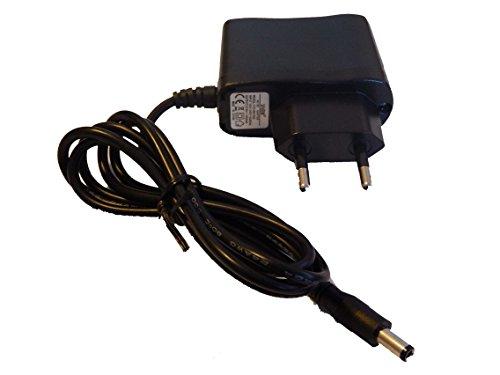vhbw 220V Fuente de alimentación Cargador Cable de Carga para Uebe Visomat OZ10 etc. como PZN-03558547, SW06-060E.