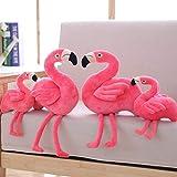 Wuyuana Plush Toys Stuffed Animal Cute Pink Flamingo Plush Toys Stuffed Wildlife Animal Bird Dolls Baby Pillow Birthday Valentine S Day Gifts for Girls Stuffed Animals Plush Figure Toys