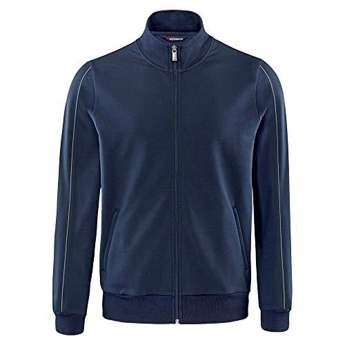Schneider Sportswear Herren Mick Jacke, dunkelblau, 54