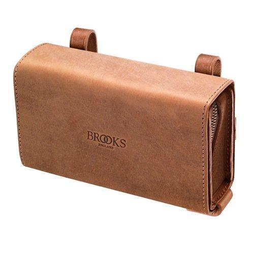 Brooks England Unisex– Erwachsene Aged D-Shaped Tool Bag, One Size