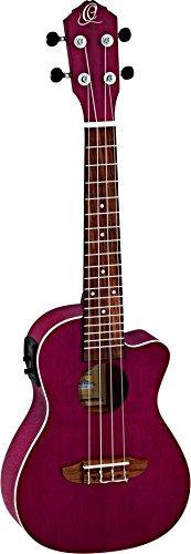 Ortega Guitars Earth Serie Ukulele (ruruby-ce)