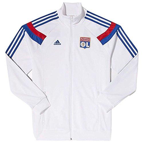 Adidas Anthem Olympique Lyon Sweatjacke Gr.XXL