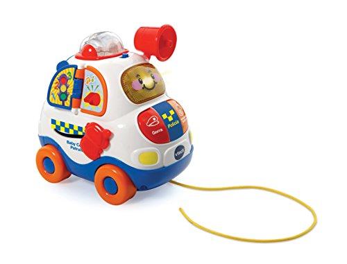 VTech- Gran Baby Coche (3480-501422)