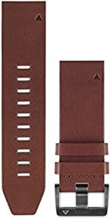Garmin 010-12496-05 Fenix 5 Quick fit 22 Watch Band - Brown Leather