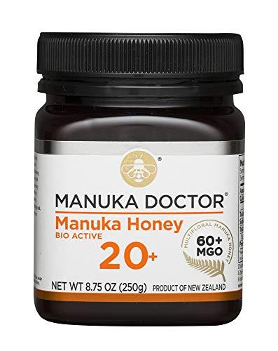 Mamuka Doctor Manuka Doctor マヌカハニー バイオアクティブ 20+ MGO400+ UMF20+ 250g 高活性 高殺菌 マヌカドクター Bio Active Manuka Honey はちみつ
