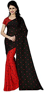 Anand Sarees Georgette Saree with Blouse Piece (1262_3_Multicoloured_Free size)