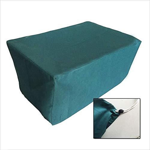 QM-Plane Qing MEI Möbelschutzhülle Gartenset Dicke wasserdichte Verschleißfeste Abdeckfolienmöbelmaschine (Farbe: Beige) (Size : 160x130x90cm)