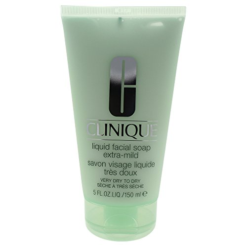 Sabonete Líquido Facial Clinique Liquid Facial Soap Extra Mild 150ml