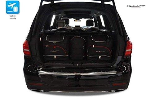 KJUST Car-Bags Bolsas Deportivas del Deporte FIJADAS Mercedes GLS, 2015-