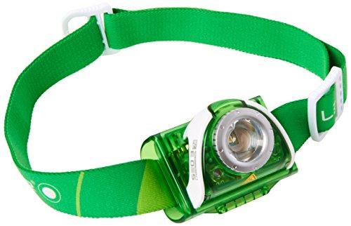 LED Lenser Taschenlampe SEO 3, grün 6003