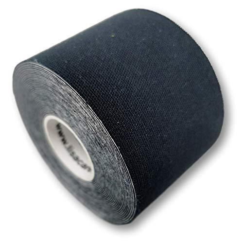 LisaCare Busen Tape transparent - 1x Rolle Bruststraffungsband & 2 versch. Paare Nippelcover selbstklebend - Breast Lift (Schwarz)
